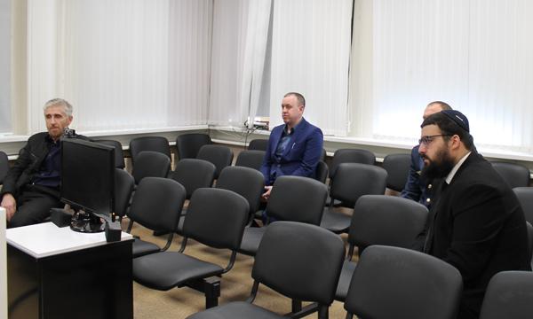 Заседание Межрелигиозной рабочей группы по вопросам обеспечения свободы совести и вероисповедания осужденных