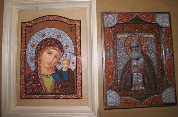 Выставка икон в ИК-7